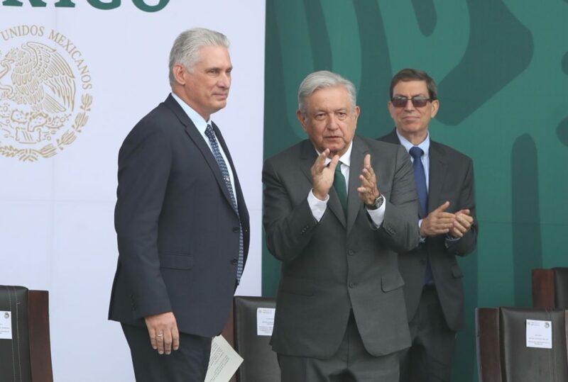 Videos: AMLO pide al presidente Biden que termine con el embargo económico contra Cuba