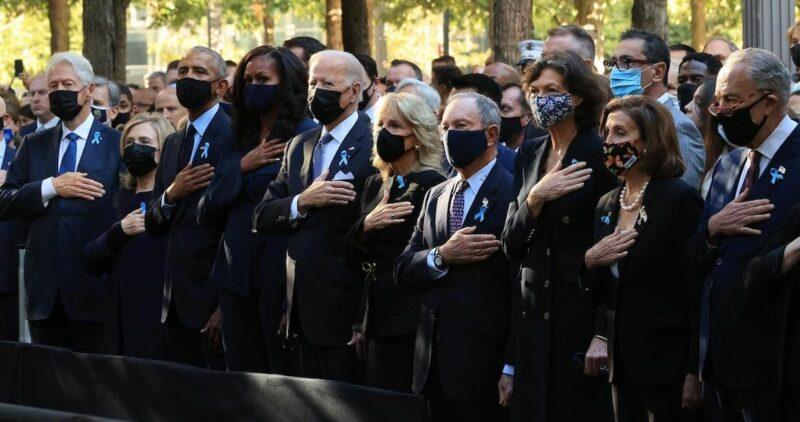#EnVivo: EU recuerda el ataque terrorista de hace 20 años en Nueva York y rinde homenaje a las casi tres mil víctimas