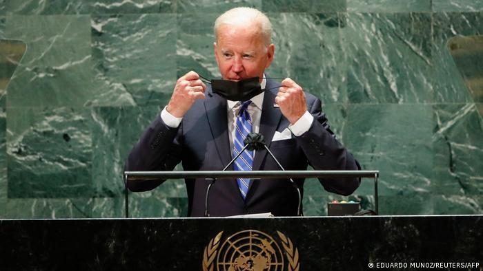 Joe Biden anuncia en la ONU el inicio de la era de la diplomacia. Ninguna guerra fría con China, resalta