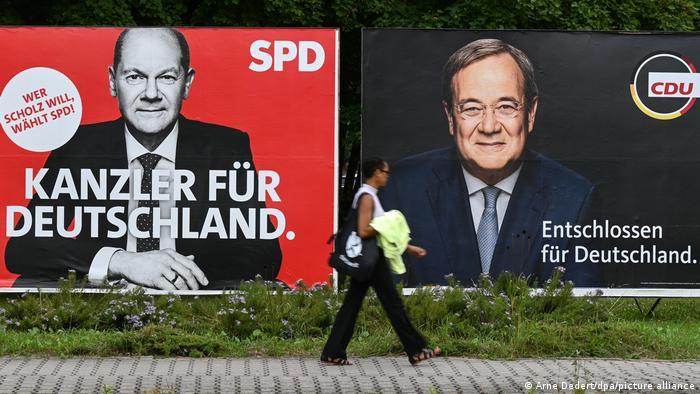 Sondeos dan ligera ventaja a socialdemócratas en comicios alemanes