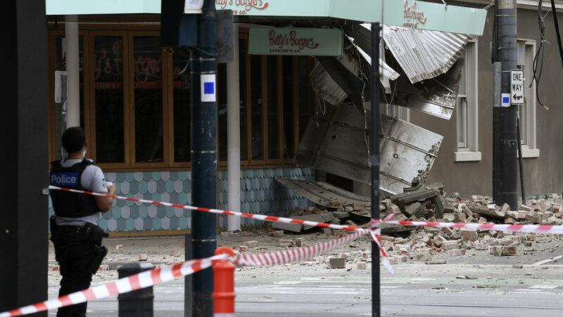 Videos| Terremoto de 5,9 en Australia. No hay amenaza de tsunami