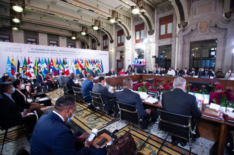 Video: Consolidar una integración sin exclusiones, eje de la cumbre de la Comisión Económica  Latinoamericana en México