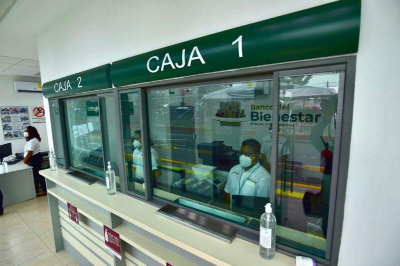 Video  AMLO inauguró la primera de las dos mil 700 sucursales del Banco del Bienestar, que será el mayor de México