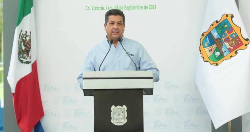 Congreso de Tamaulipas avala reforma para dar seguridad de por vida a Cabeza de Vaca