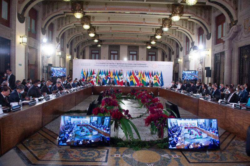 Videos: AMLO convoca a presidentes latinoamericanos a construir una unidad de naciones con orientación social