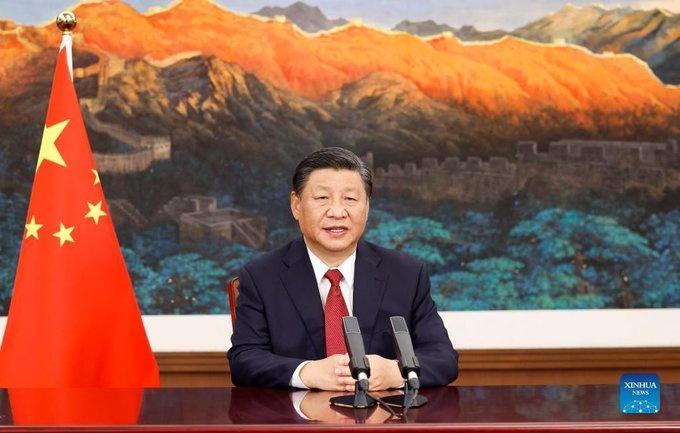 El presidente de China afirma que está dispuesto a colaborar con la Cepal para superar problemas de coyuntura y construir una comunidad del futuro