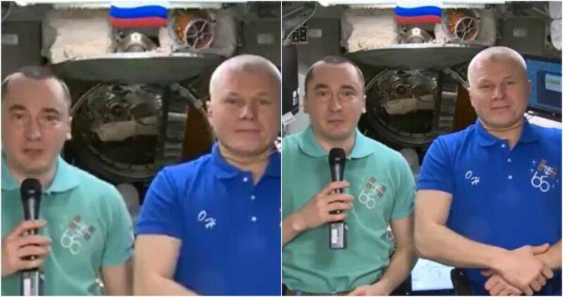 Video| ¡Viva México!: Desde el espacio, cosmonautas rusos felicitan al país por su Independencia