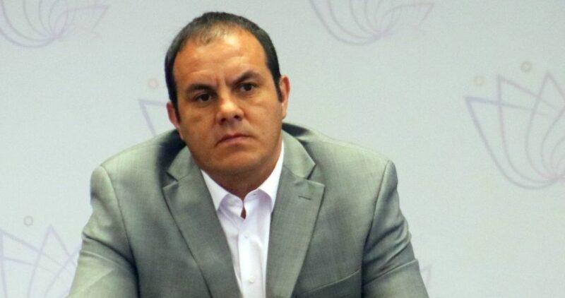 Reforma: UIF y FGR vinculan a Cuauhtémoc Blanco y familia con red de lavado