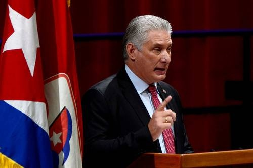 El presidente de Cuba asistirá a los festejos por la Independencia