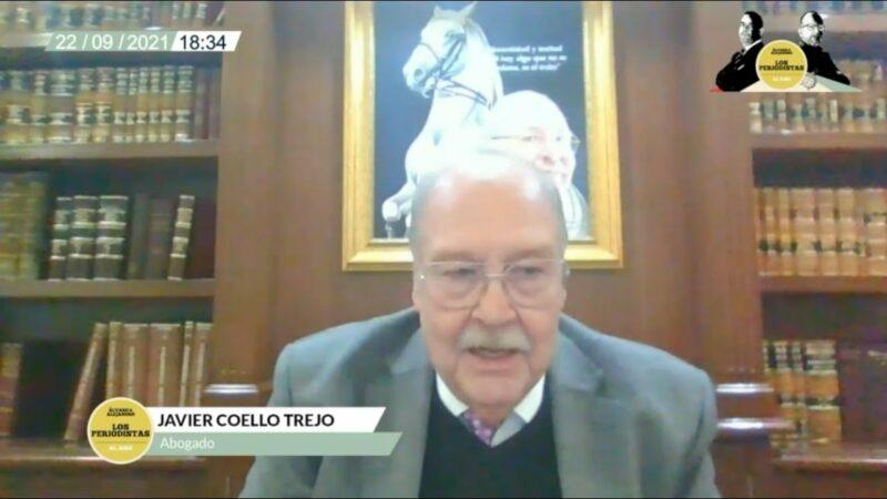 Video | Javier Coello, el Fiscal de Hierro: Calderón batió el avispero, pero AMLO necesita más que abrazos