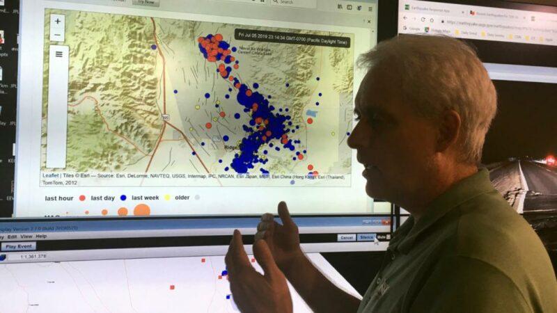 Detectan 300 fallas geológica en el sur de California