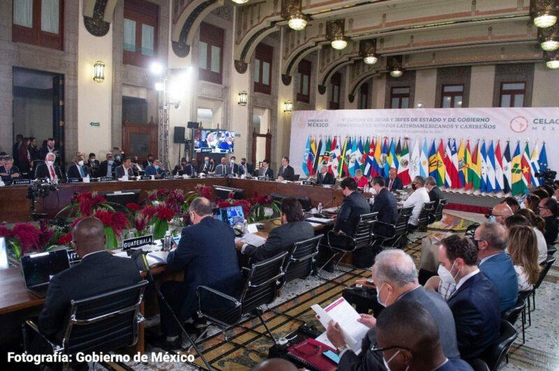 Los 44 acuerdos de la Declaración final de la Sexta Cumbre de la Celac, celebrada en la Ciudad de México