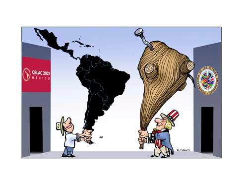 DOS PROYECTOS PARA AMÉRICA LATINA