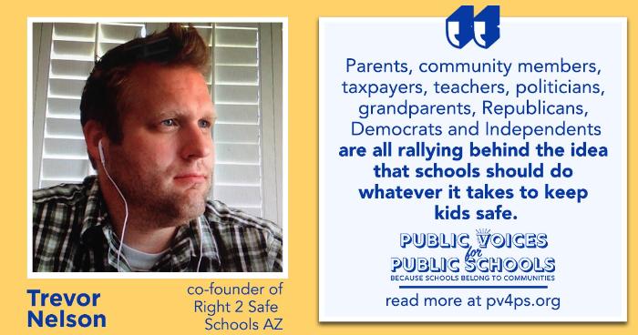 Lucha fructífera de padres de familia contra extremistas de Arizona que ponen en peligro la seguridad de los niños