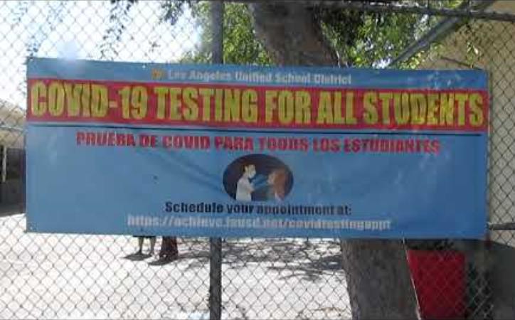 Aumenta el contagio de COVID-19 entre niños en Los Angeles, pero en las escuelas no se ha presentado ninguna propagación del virus