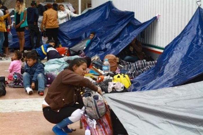 AMLO llama a EU a no politizar el tema migratorio
