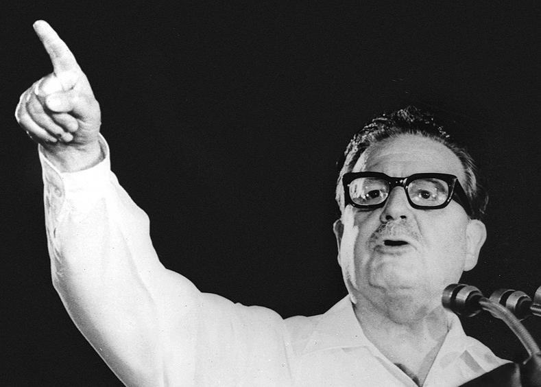 Videos: A 48 años del golpe de estado contra el presidente Salvador Allende, Chile ante cambios históricos