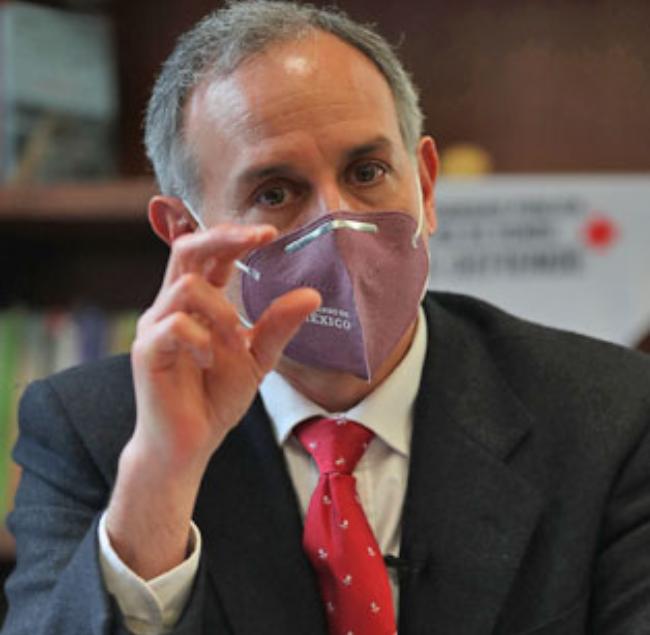 Se vacunará contra el COVID-19 a un millón de menores entre 12 y 17 años, anuncia Hugo López Gatell, Subsecretario de Salud
