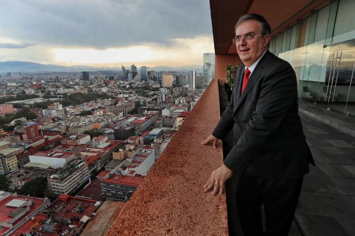 Convocados por México, vuelven hablar los países latinoamericanos para unirse, buscar cooperación y soluciones, afirma el titular de Relex, Marcelo Ebrard