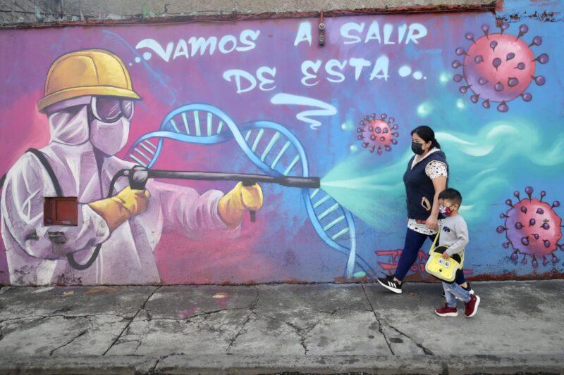 Ningun aumento de casos de COVID-19, a dos semanas de inicio de clases presenciales en México