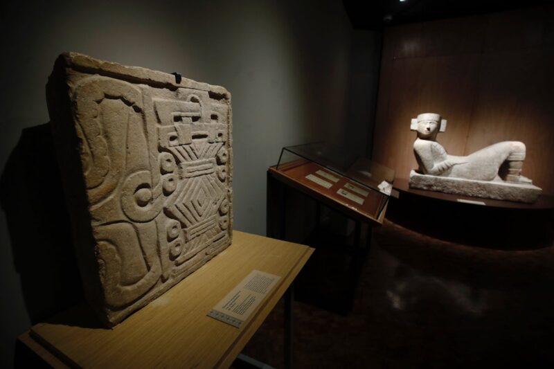 'La grandeza de México' reúne mil 525 piezas en exposición dual