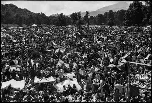 """A 50 años del concierto de Avándaro: """"Llegamos sin noción de la magnitud del suceso"""": Peace and Love"""