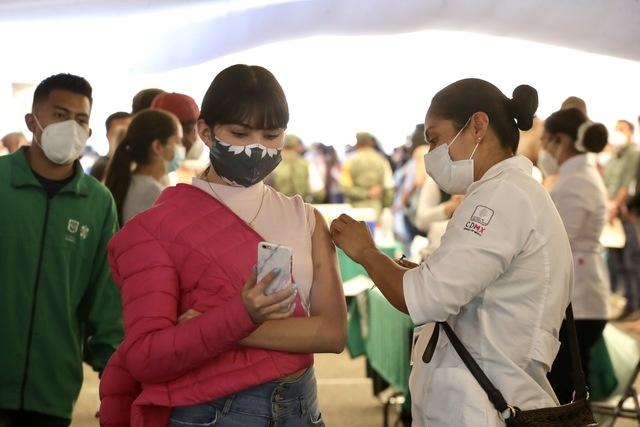 62 millones 911 mil 164 mexicanos han sido vacunados contra Covid-19: Ssa