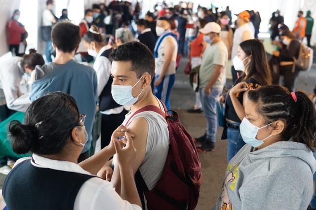México supera los 100 millones de dosis de vacuna antiCovid aplicadas