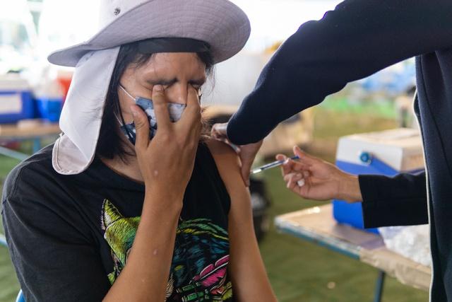 63 millones 913 mil 428 personas han sido vacunadas contra Covid: Ssa