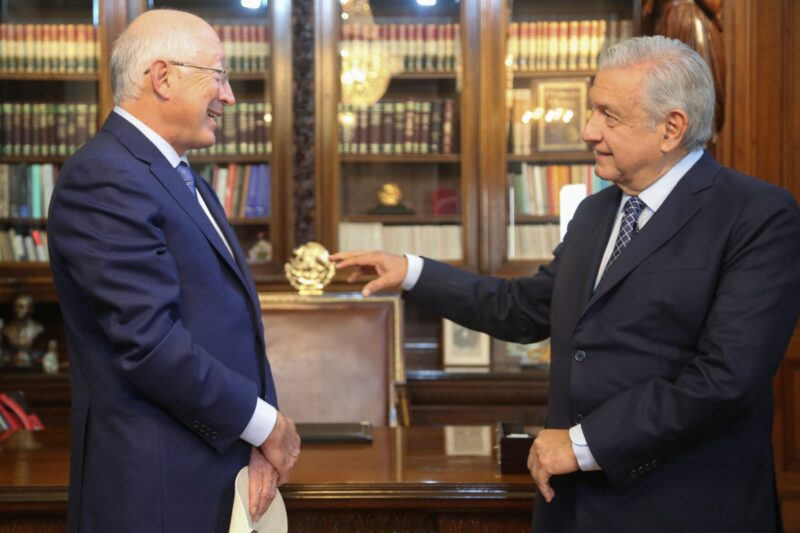 AMLO pide a EU concretar inversión prometida para Centroamérica