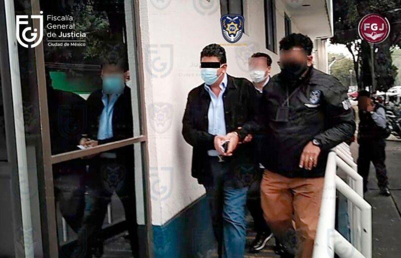 Detienen al ex dueño del Tiburones de Veracruz, Fidel Kuri, acusado de fraude