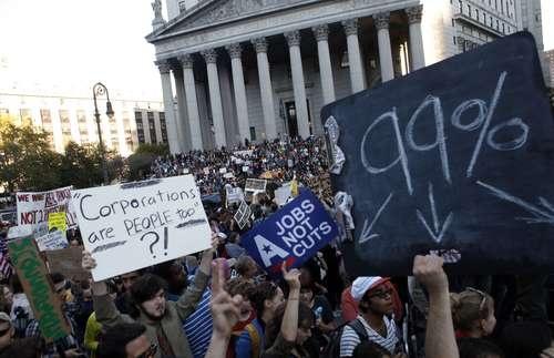 El movimiento Occupy Wall Street despertó conciencias y puso la injusticia económica en el centro del debate nacional
