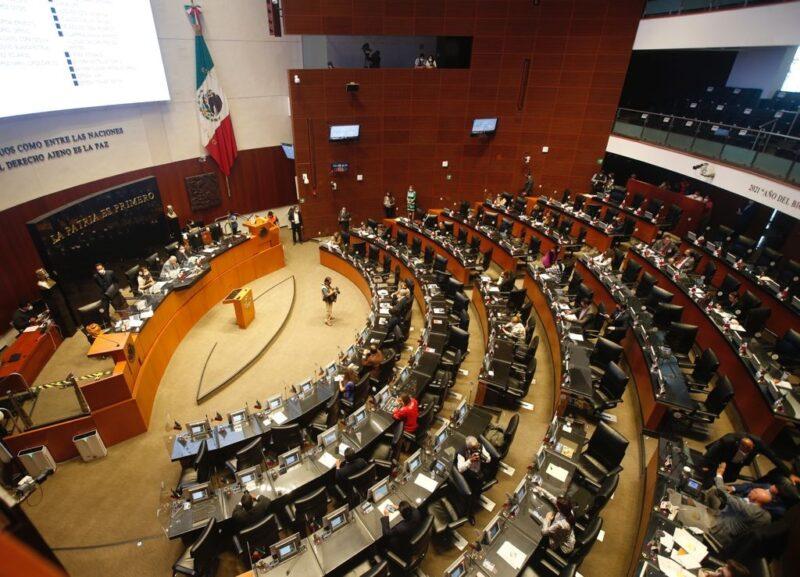 Crean en el Senado nuevo grupo parlamentario