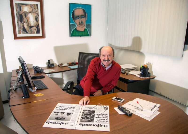 Falleció Josetxo Zaldua Lasa, coordinador general de 'La Jornada'