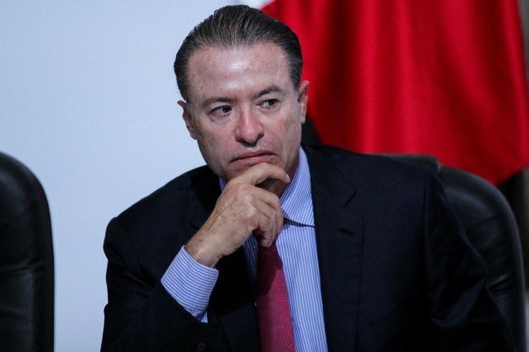 Propone AMLO al priista Quirino Ordaz, gobernador de Sinaloa, como embajador en España