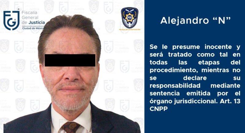 Detienen a Alejandro del Valle, socio de Interjet, acusado de fraude genérico
