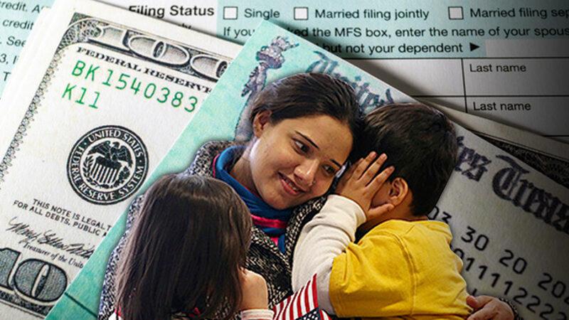 650 mil pagos del Crédito Tributario por Hijo sin reclamar en California