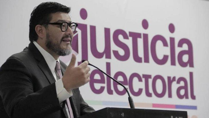Video: Será fortalecida la autonomía e independencia del Tribunal Electoral. No más atisbos de influencias o presiones externas, dijo su nuevo presidente, Reyes Rodríguez