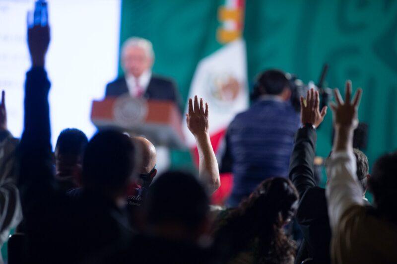 Pese fraude en reclusorios, ningún expresidente de México va a ser perseguido: AMLO. Sin embargo, asegura que la Fiscalía lleva el expediente por irregularidades