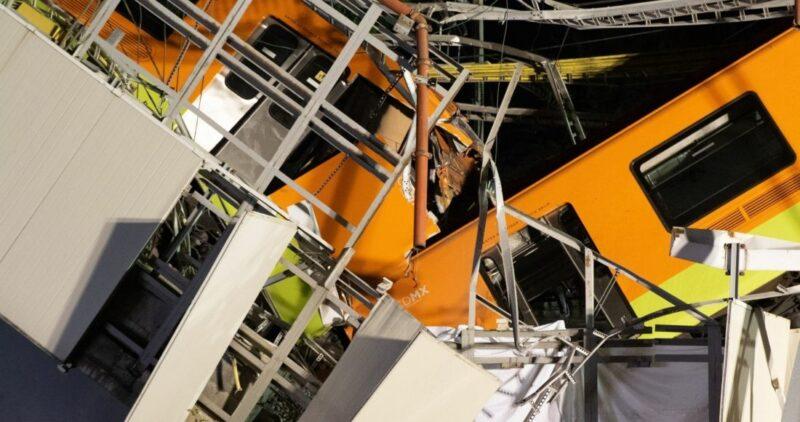 Las vigas del Metro colapsado de la L12 se pandearon porque los pernos quedaron cortos, dice peritaje. No alude a culpables
