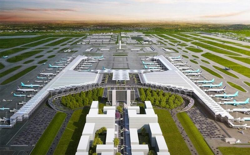 """Video El Aeropuerto Internacional """"Felipe Angeles"""", ejemplo de combate a la corrupción y de calidad: AMLO. Respeto a lo presupuestado y a trabajadores, dice"""
