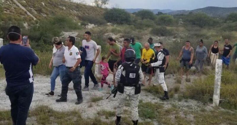 Son rescatados los 22 extranjeros que habían sido secuestrados por un comando dentro de un hotel en Matehuala, San Luis Potosí