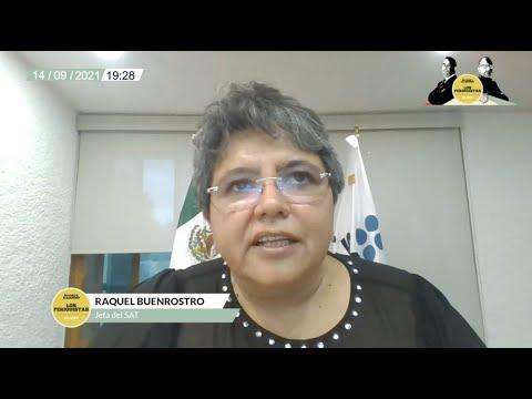 """Video: Raquel Buenrostro, la """"Dama de Hierro"""" mexicana, hizo posible que poderosas corporaciones dejaran de evadir el pago de impuestos"""