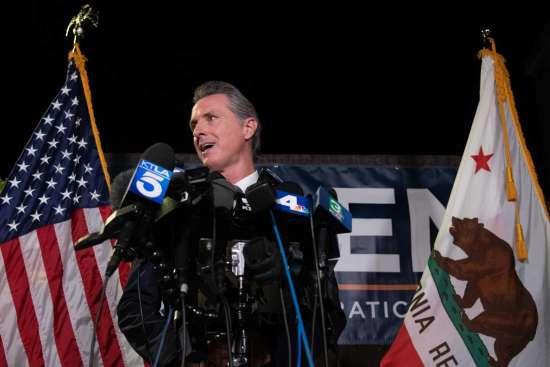Sindicatos, fundamentales para que los votantes fueran a las urnas para que Gavin Newsom continuara como gobernador: UTLA
