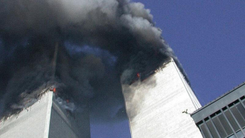 El Servicio Secreto de EU publica fotos inéditas del ataque terrorista del 11-S