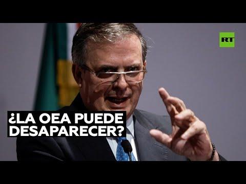 Video: México prepara una cumbre que para definir el futuro de la OEA