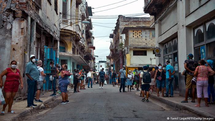 Marchas opositoras en Cuba se adelantan al 15 de noviembre