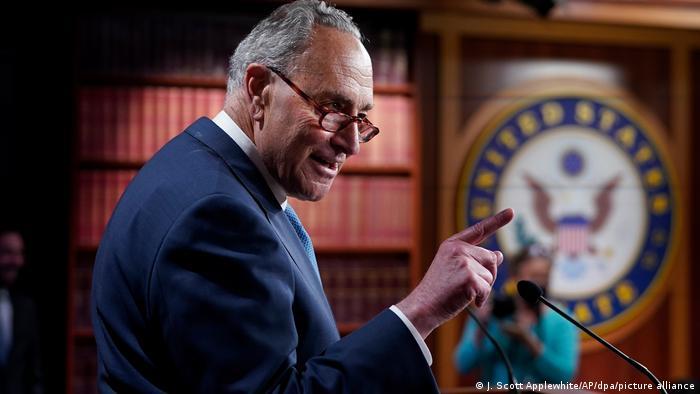 El Senado estadounidense logra acuerdo para evitar la suspensión de pagos