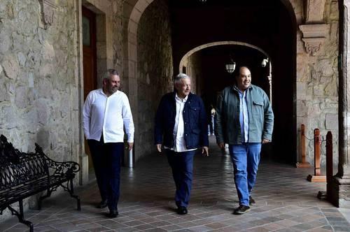 Video  La Federación pagará nómina de maestros de Michoacán y atraerá pasivos que dejóAureoles: AMLO. Las deudas, déficits y desvíos de dinero del ex gobernador