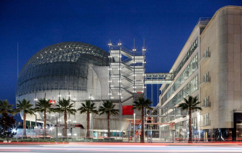 Inaugurado el Museo de la Academia de Cine en Hollywood
